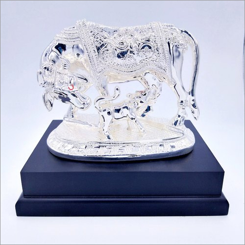 Silver Plated Idols