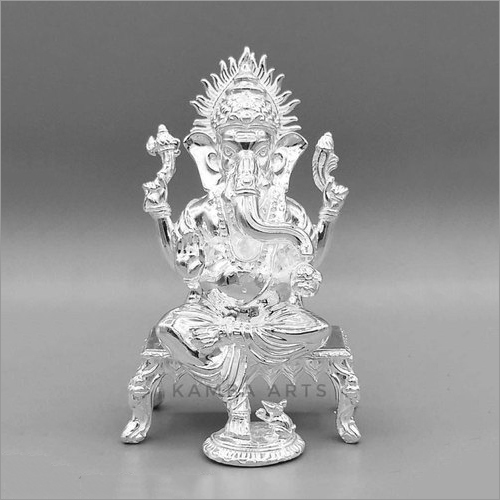 925 Silver Ganpati