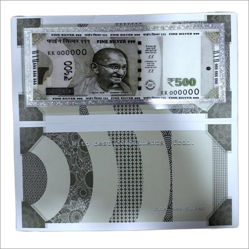 500 Silver Currency