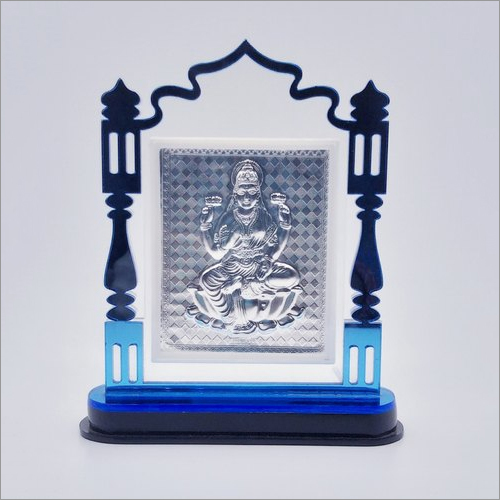 Silver Plated Wall Stand