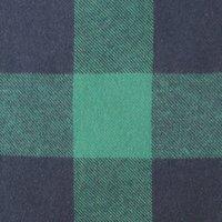 GOTS Certified Plaid Design Flannel Fabrics