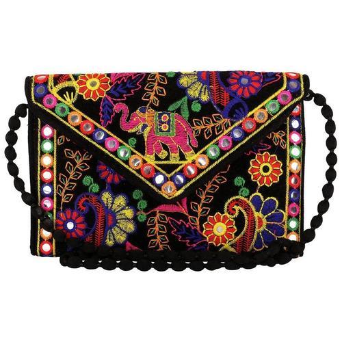 Rajasthani Jaipur Bohemian Art Sling Bag