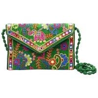 Cross Body Traditional Women Bag