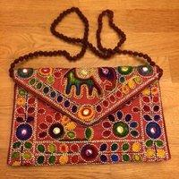 Rajasthani Sling Bag Clutch Purse