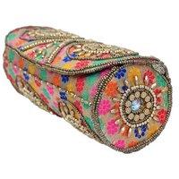 Rajasthani Traditional Art Women Evening Purse