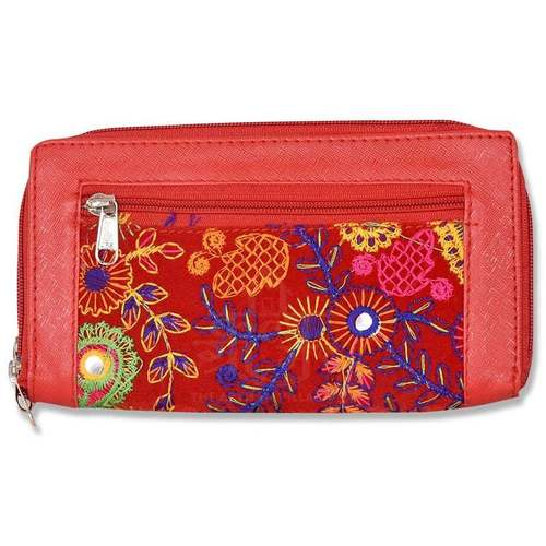 Rajasthani Hand Embroidery Hand Clutch