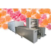 Candy machine jelly candy production candy making machine