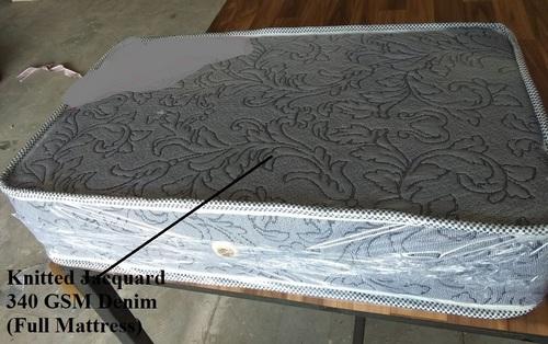 Designer Knitted Jacquard Mattress Fabric