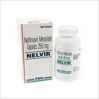 250mg Nelfinavir Mesylate Tablets