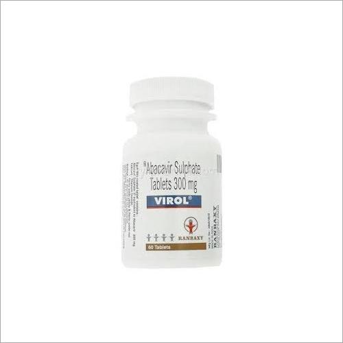 300mg Abacavir Sulphate Tablets