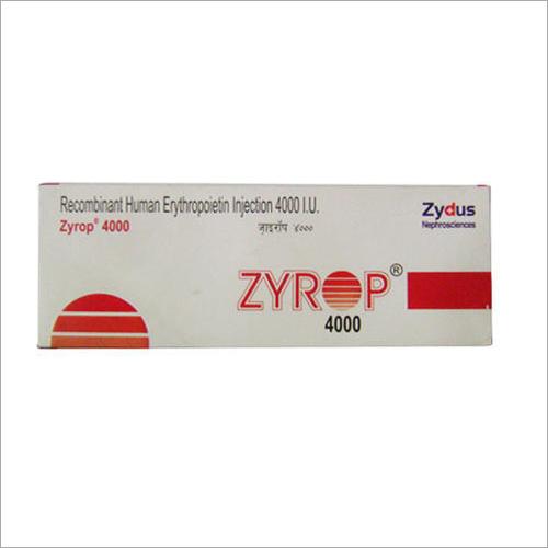 4000Recombinant Human Erythropoietin Injection
