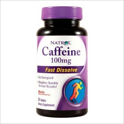 100mg Caffeine Tablets