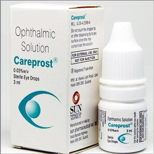 3ml Ophthalmic Drops Solution