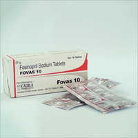 10mg Fosinopril Sodium Tablets