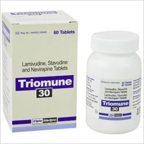 Lamivudine Stavudine and Nevirapine Tablets