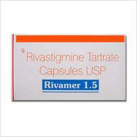 1.5 Rivastigmine Tartrate Capsules USP