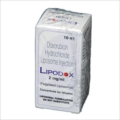 10ml Doxorubicin Hydrochloride Liposome Injection