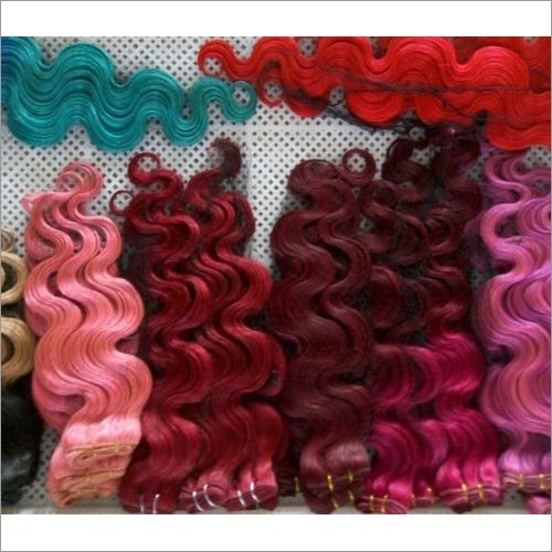 Funky Hair Extensions