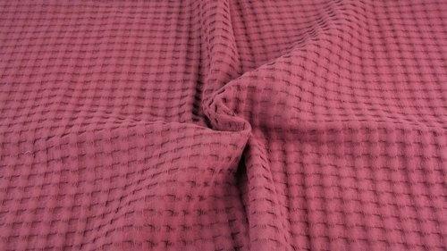 Organic Cotton Waffle Weave Fabrics