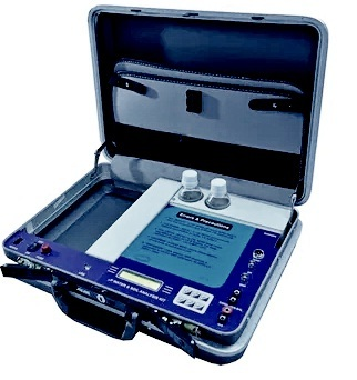 Digital Water And Soil Analysis Kit