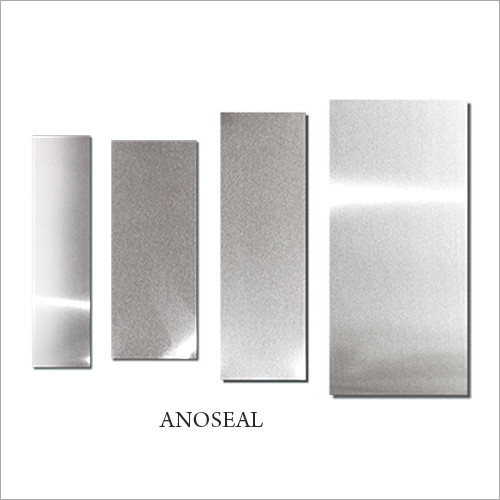 Cold Sealing Chemical After Anodising