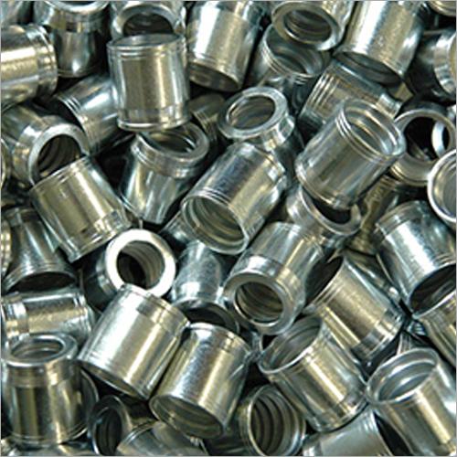 Alkaline Zinc Salt And Metal Make Up