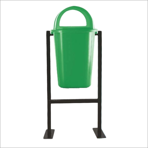 Waste Bin With Dome Lid