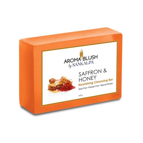 Saffron & Honey Soap