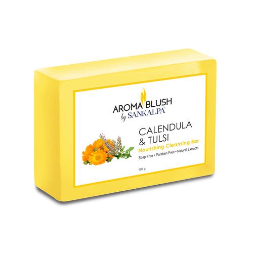 Calendula And Tulsi Soap