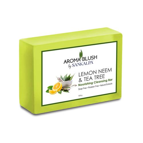 Lemon Neem And Tea Tree Soap