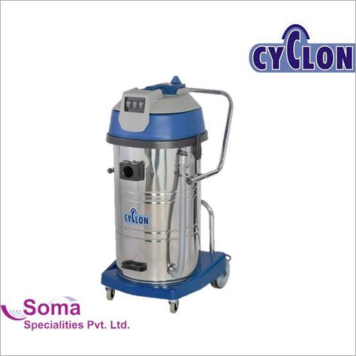 Wet & Dry Industrial Vacuum Cleaner
