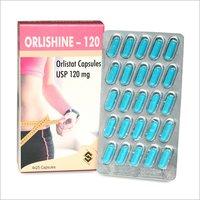 Orlishine 120 mg Capsules
