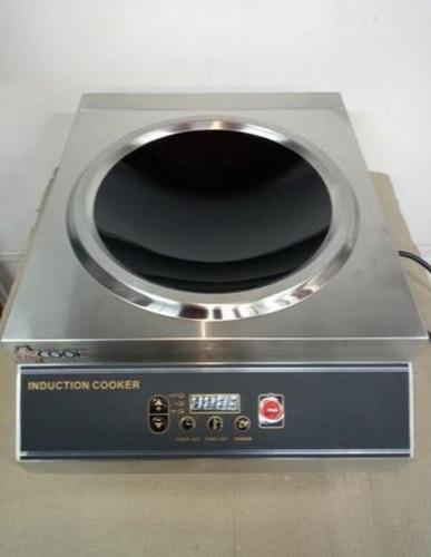 Commercial Induction Wok Hob Ezycook 3.6 kw, IW-452 Rs. 15000.00++