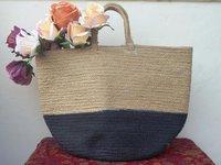 Jute Rope Beach Basket Bag