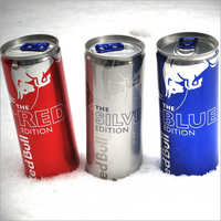 Red Bull Original Blue Silver Red Edition
