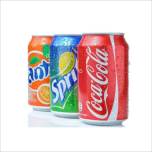 330 ml Coca Cola Fizzy Soft Drink