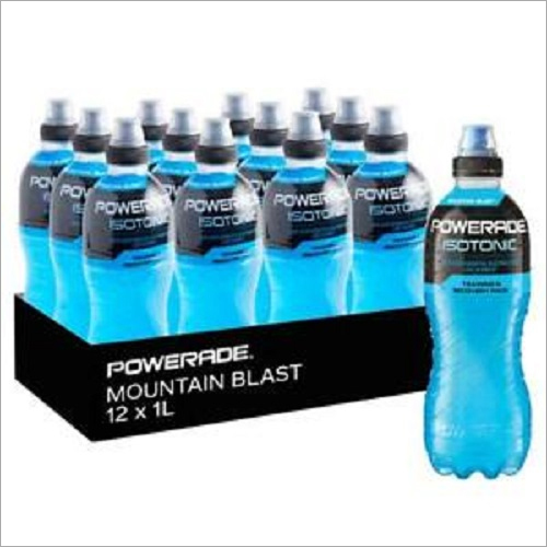 500ml Powerade Blue Isotonic Soft Drink