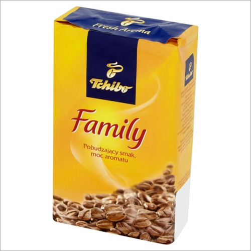 250gm and 500gmTchibo Family Ground Coffee Beans