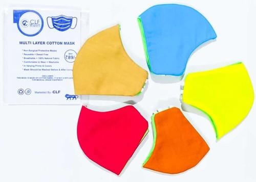 Multi Layer Cotton Mask