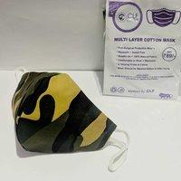 Camouflage Premium Mask