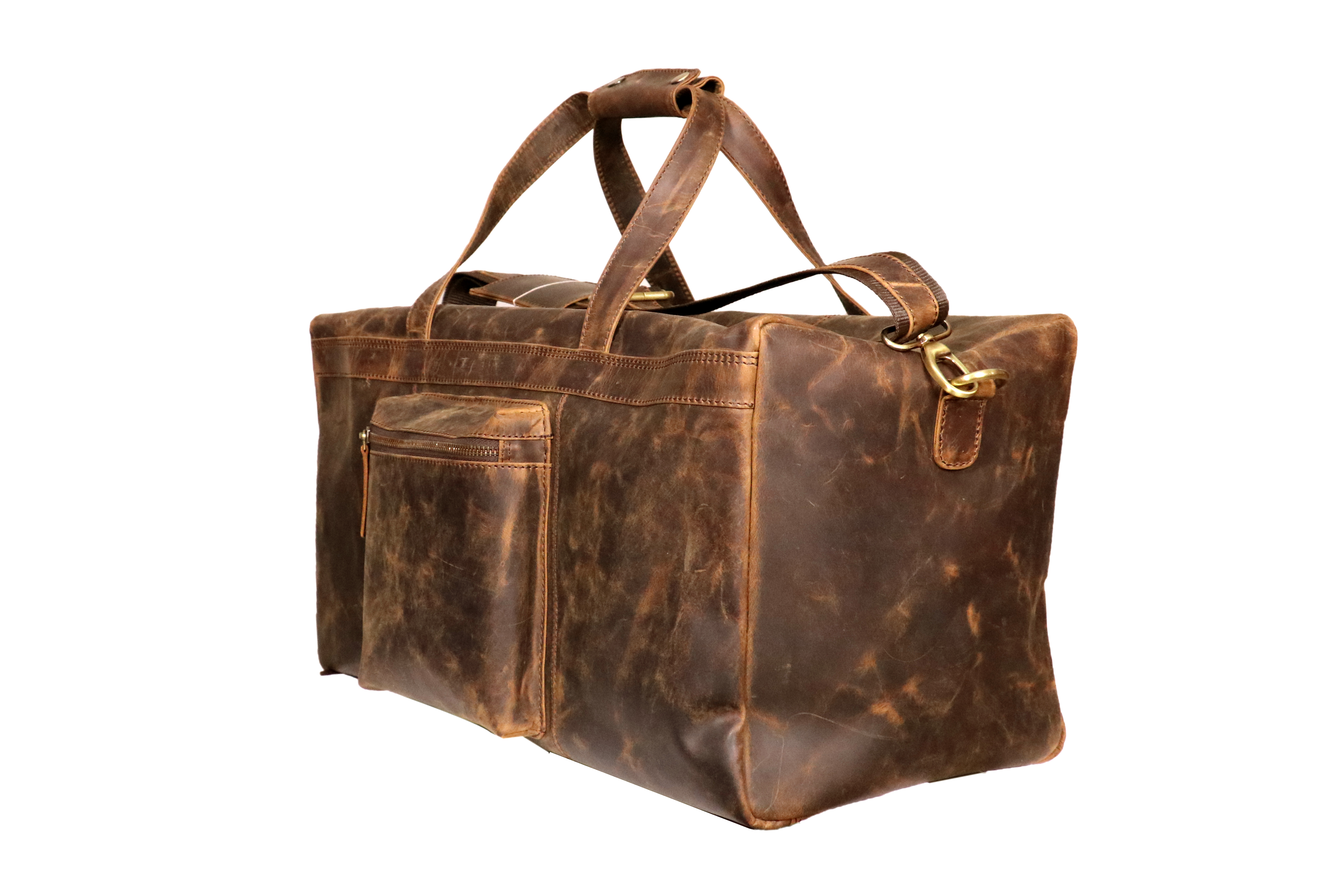 Pure Leather Briefcase Bag