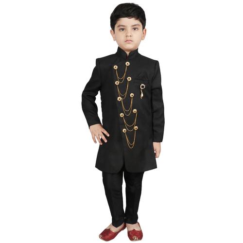 Kids Designer Indo Western Sherwani