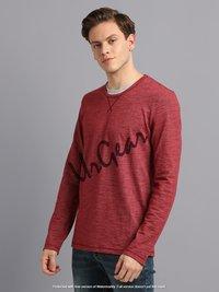 Men Full Sleeve Round Neck T-Shirt