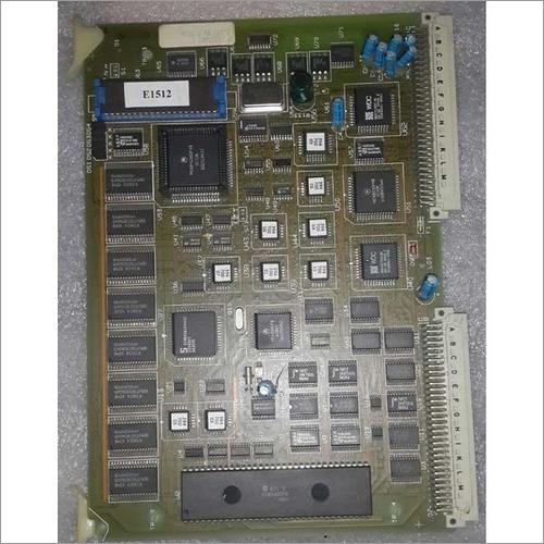 Staubli JC4 CPU Card