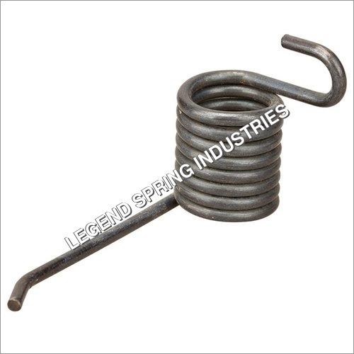 Mild Steel Torsion Spring