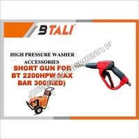 Short Gun Red For Car Washing