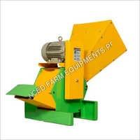 RANGER DABM33 I Electric 3 HP 3 Phase Agriculture Waste Shredder Cum Wooden Chipper