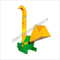 Ranger DAXT I Agriculture Wate Shredder Cum Wooden Chipper Tractor Operated