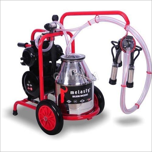 Portable Trolley Milk Machine I Single Cow
