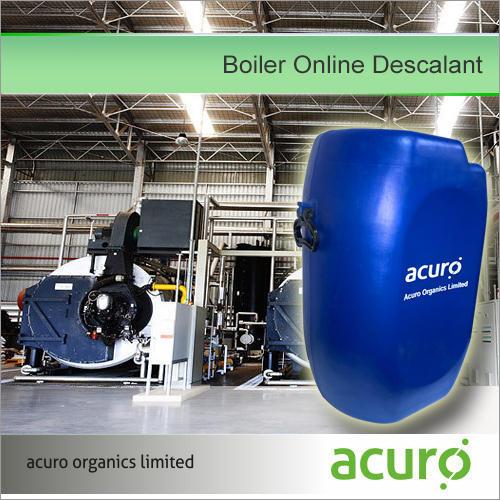Boiler Online Descalant